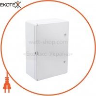 Корпус пластиковый ЩМПп 500х350х190мм УХЛ1 IP65 IEK