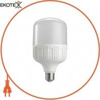 Лампа светодиодная e.LED.lamp.HP.E27.28.6000, 28Вт, 6000К