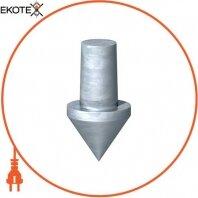 Ударный наконечник для стержней заземления  ST и BP OBO Bettermann