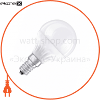 LED лампа LED STAR CLASSIC P 20 4 W 830 E14 Osram