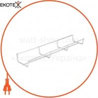 Лоток проволочный оцинкованный 50х35х4,0 e.tray.pro.wm.50.35.4.3m длина 3 м