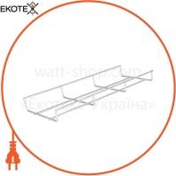 Лоток проволочный оцинкованный 100х35х4,0 e.tray.pro.wm.100.35.4.3m длина 3 м