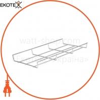 Лоток проволочный оцинкованный 150х35х4,0 e.tray.pro.wm.150.35.4.3m длина 3 м