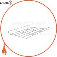 Лоток проволочный оцинкованный 300х35х4,0 e.tray.pro.wm.300.35.4.3m длина 3 м