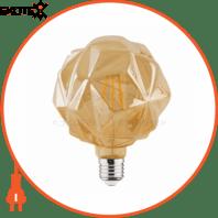 Лампа филамент LED Кристалл 6W Е27 2200К 540Lm 220-240V
