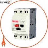 Автоматический выключатель защиты двигателя e.mp.pro.63, 40-63А