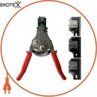 Інструмент e.tool.strip.700.b.1.3,2 для зняття ізоляції проводів перетином 1-3,2 кв. мм