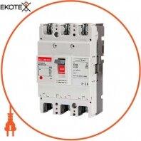 Силовой автоматический выключатель e.industrial.ukm.250S.160, 3р, 160А