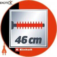 Einhell 3410642 кусторез аккумуляторный ge-ch 1846 li - solo