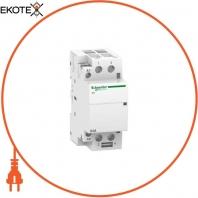 Модульный контактор iCT63A 2НО 24В АС 50ГЦ