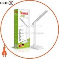 EUROLAMP LED Светильник настольный в стиле хайтек 5W 3000-5000K белый