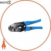 Инструмент e.tool.crimp.ly.03.c.0,5.6 для обжима изолированных наконечников 0,5-6,0 кв.мм