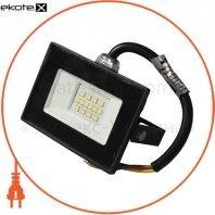 Прожектор світлодіодний LED mini Tab 10-550 / чорний