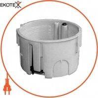 Коробка установочная e.db.stand.209.d65.pl гипсокартон, блочная, упор металлический