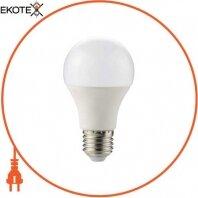 Лампа светодиодная e.LED.lamp.A60.E27.7.3000, 7Вт, 3000К