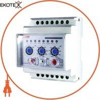 Реле дифференциального тока e.relay.klr.123e модульное