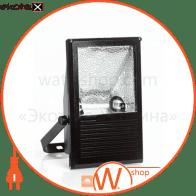 Прожектор ЄВРОСВІТЛО MHF-150W (МГЛ\ДНАТ) чорний