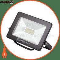 Прожектор світлодіодний ЕВРОСВЕТ 20Вт 6400K EV-20-01 STAND 1600Лм НМ