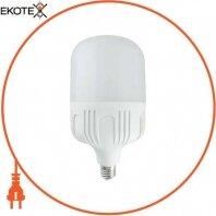 Лампа светодиодная e.LED.lamp.HP.E27.50.6000, 50Вт, 6000К