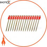 Гвозди по твёрдому бетону и стали для DCN890 длиной 48 мм, диаметром 3 мм и диаметром головки 6.3 мм, 510 шт DeWALT DCN8903048