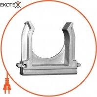 Клипса e.g.tube.clip.stand.40 для гофротрубы д.40  (упаковка 25 шт)