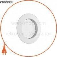 Светильник точечный_DELUX_HDL160011_MR16 G5.3 белый