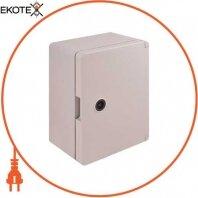 Корпус ударопрочный с АБС-пластика e.plbox.180.240.130.blank, 180х240х130мм, IP65