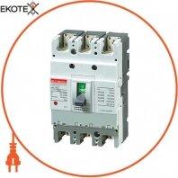 Силовой автоматический выключатель e.industrial.ukm.100S.80, 3р, 80А