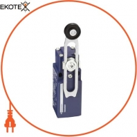 limit switch XCKN - th.plastic roller lever var.length - 1NC+1NO - snap - Pg11