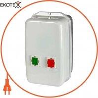 Электромагнитный пускатель e.industrial.ukq.40mb.230v, 40А, 230В
