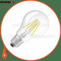 LED лампа OSRAM LED RETROFIT CLASSIC RF CLA40 4W 827 220-240V FIL E27 300° 4052899936393
