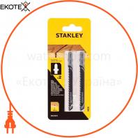 Полотно пильное для древисины STANLEY STA21072