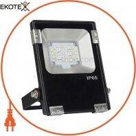 Світлодіодний прожектор Mi-Light 10Вт, RGB+CCT, WI-FI, (AC) LED Floodlight