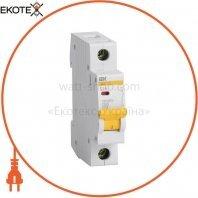 Автоматический выключатель ВА47-29 1Р 3А 4,5кА С IEK