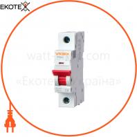 Автоматический выключатель RS4 VIDEX RESIST 1п 10А С 4,5кА
