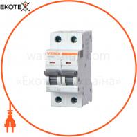Автоматический выключатель RS6 VIDEX RESIST 2п 10А 6кА С