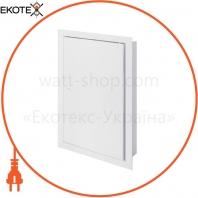 Дверцы металлические ревизионные e.mdoor.stand.200.400.z 200х400м с замком