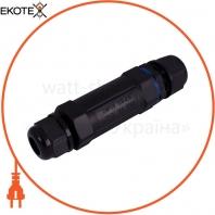 Соеденитель кабельный водонепроницаемый e.wcc.cnp25, IP68