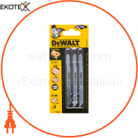 Полотно пильное для древисины DeWALT DT2217