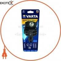 Фонарь VARTA Indestructible Head Light LED 1W 3AAA