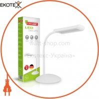 EUROLAMP LED Светильник настольный в стиле модерн 5W 5300-5700K белый