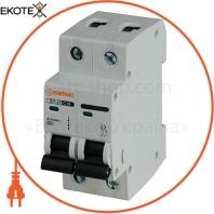 Автоматический выключатель ENERGIO SP 2P C 16А 4.5кА