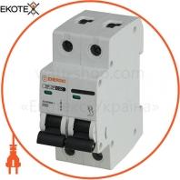 Автоматический выключатель ENERGIO SP 2P C 32А 4.5кА