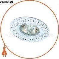 Встраиваемый светильник Feron GS-M392 белый