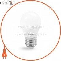 Светодиодная лампа Feron LB-745 6W E27 6400K