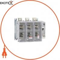 Корпусный включатель-разъединитель-предохранитель 3p.размер 3p.630А