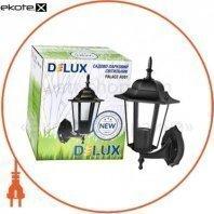 світильник садово-парковий PALACE A001 60Вт Е27 чорний