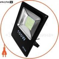 Прожектор світлодіодний UА LED100-8000/6500/ICчорний