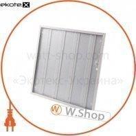 Светильник светодиодная панель евросвет 72Вт PRISMATIC LED-SH-595-20 6400K 6000Лм