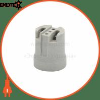 Патрон керамический E27